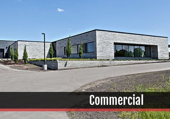 Fagen, Inc.'s experience in the Commercial industry.