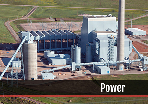 Fagen, Inc.'s experience in the Power industry.