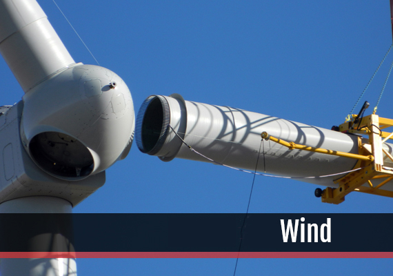 Fagen, Inc.'s experience in the Wind industry.